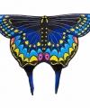 Zwarte zwaluwstaartvlinder vleugels kids